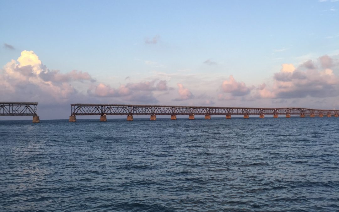 CAPTAIN'S LOG | July 26 | Time to rest and watch a Bahia Honda sunset