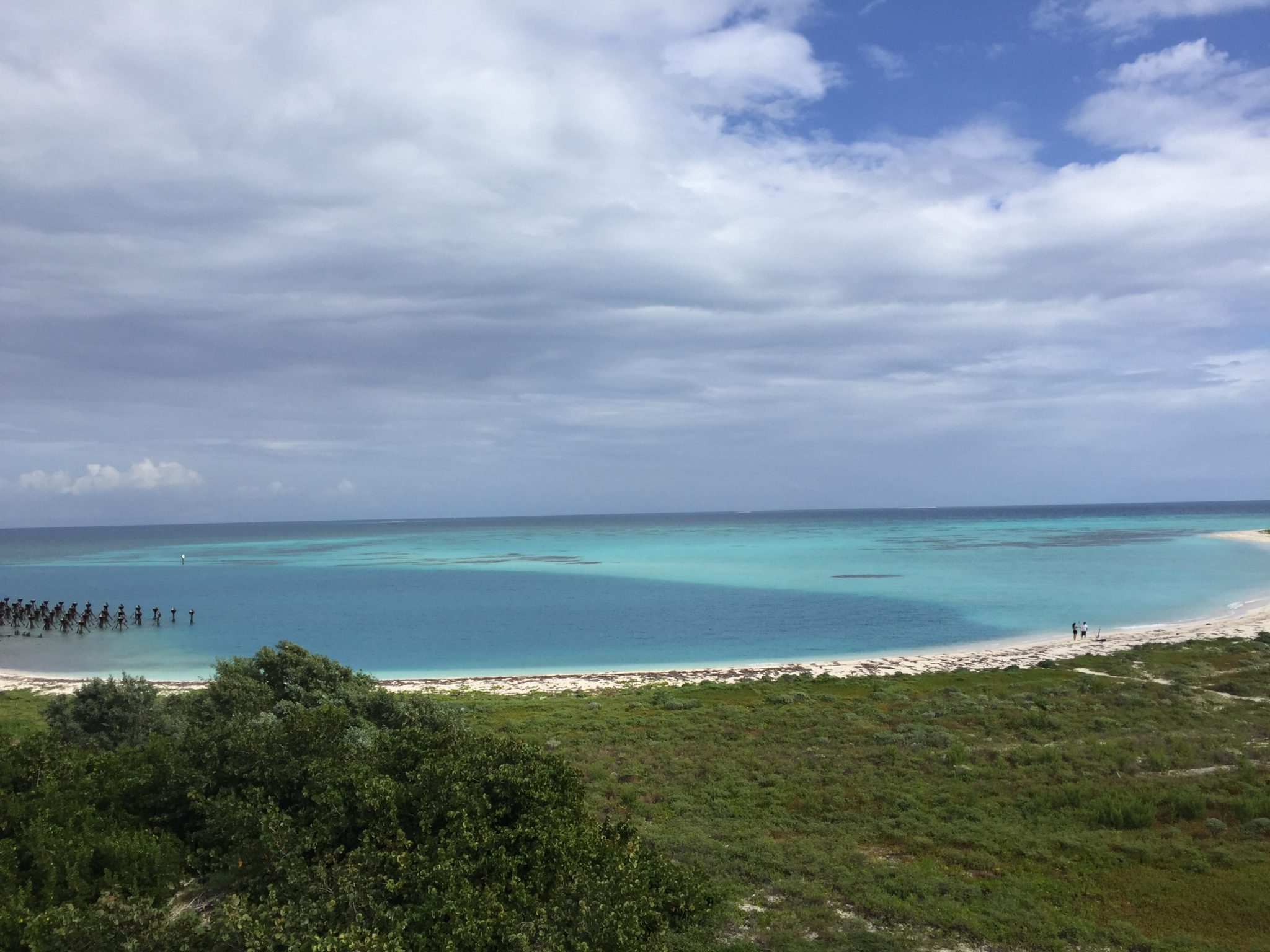 Dry Tortugas Harbor