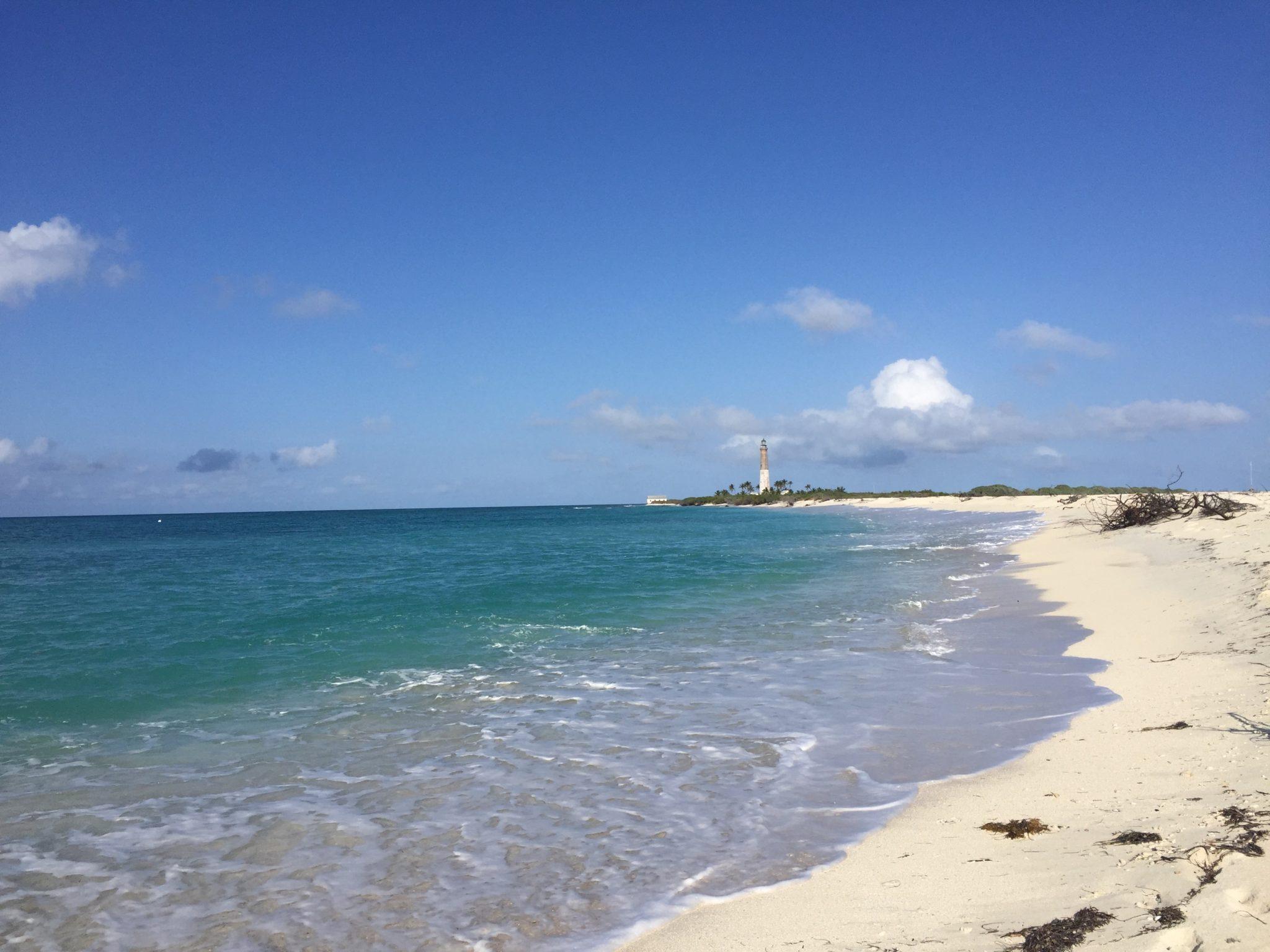 Dry Tortugas Light House Beach Best