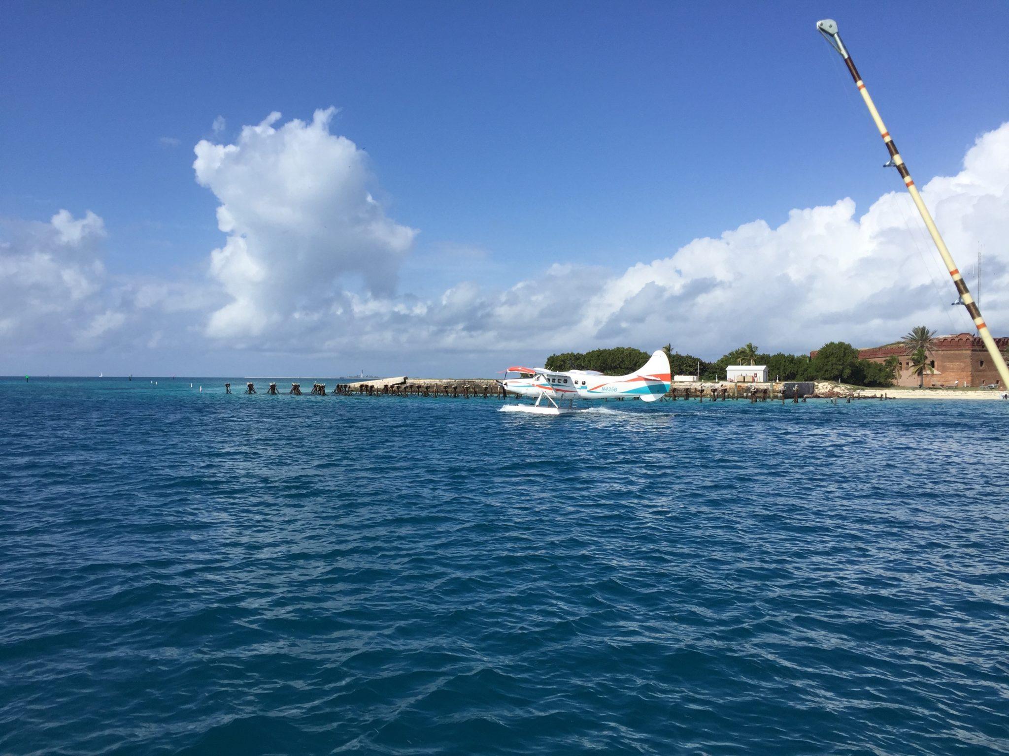 Dry Tortugas Sea Plane