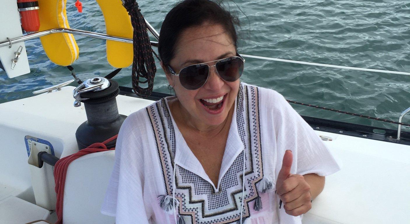 Web Debbie on board